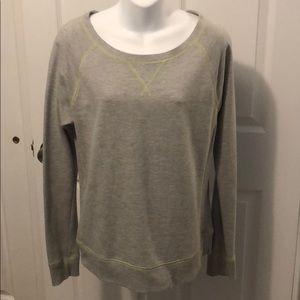 NWOT Sonoma Intimates Lightweight Sweatshirt Small